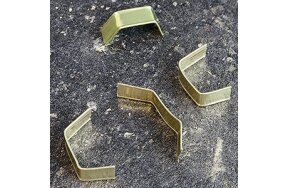 CLIPBAND TIES 40mm GOLD